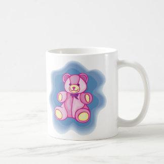Cuddly Pink Teddy Bear Mug