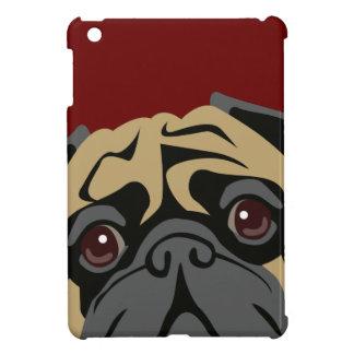 Cuddly Pug iPad Mini Cases