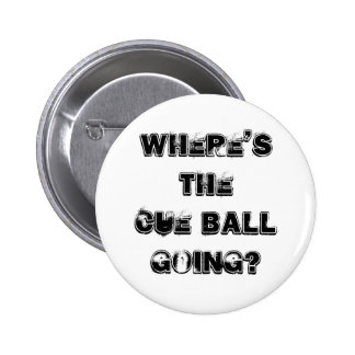 Cue Ball Snooker Quote Badge