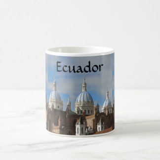 Cuenca, Ecuador - New Cathedral Coffee Mug