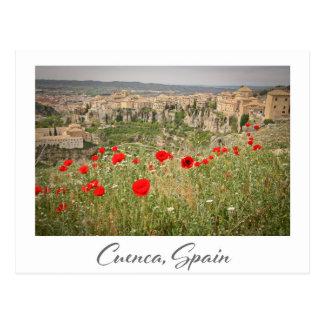 Cuenca Spain Postcard