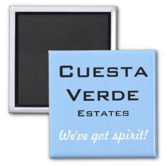 Cuesta Verde Estates Magnet