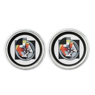 Cufflinks - silver plated - TMoM 2