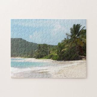 Culebra's Flamenco Beach Puerto Rico Jigsaw Puzzle