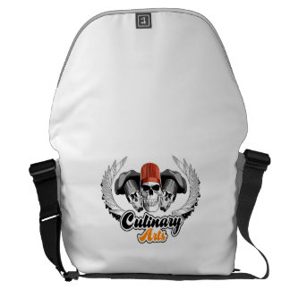 Culinary Arts: Executive Chef Commuter Bag