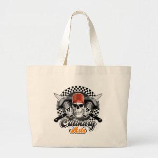 Culinary Arts Jumbo Tote Bag