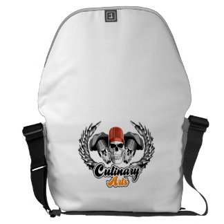 Culinary Arts: Pastry Chef Courier Bag