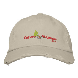 Culinary Camper Adjustable Hat