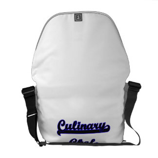 Culinary Chef Classic Job Design Courier Bags