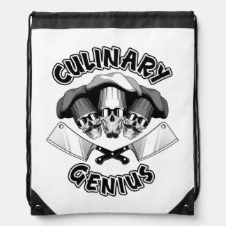 Culinary Genius: Butcher Skulls v2 Backpacks