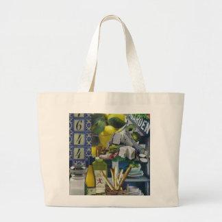 Culinary Jumbo Tote Bag