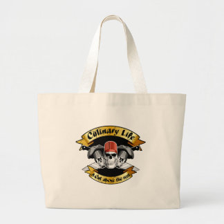 Culinary Life: A Cut Above The Rest Jumbo Tote Bag