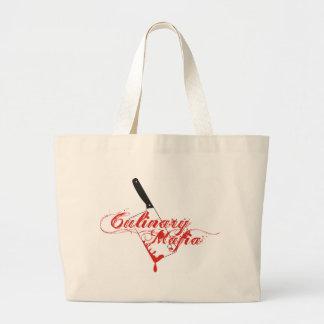 Culinary Mafia Canvas Bags
