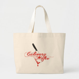 Culinary Mafia Jumbo Tote Bag