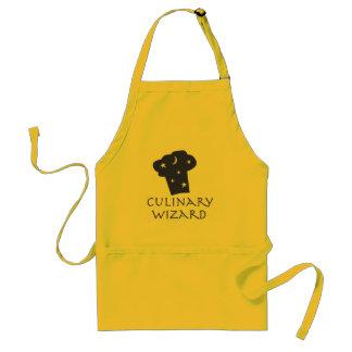 Culinary Wizard Apron