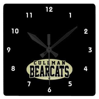 Cullman High School; Bearcats Wallclock