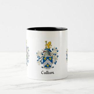 Cullum Family Crest Mug