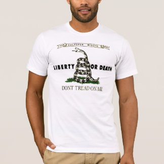 CULPEPER FLAG T-SHIRT