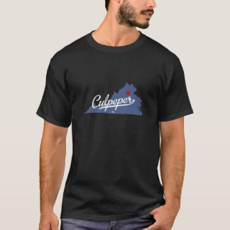 Culpeper Virginia VA Shirt