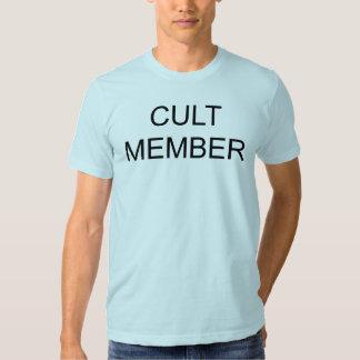 Cult Member Tee Shirt
