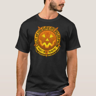 Cult of the Great Pumpkin Logo Shirt