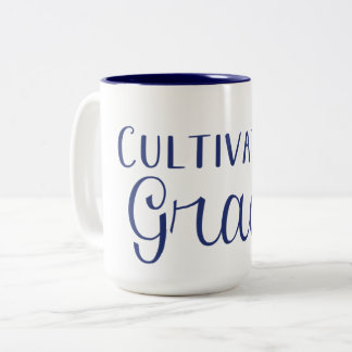 Cultivating Grace mug for mom