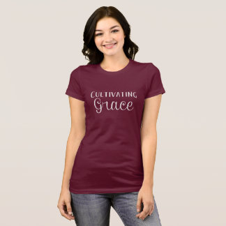 Cultivating Grace Tee