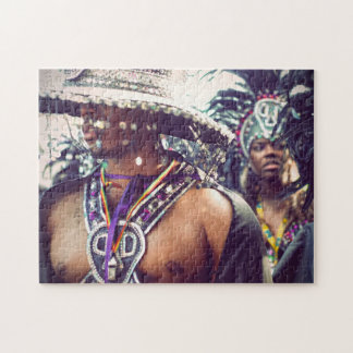 Cultural People of Jamaica. Jigsaw Puzzle