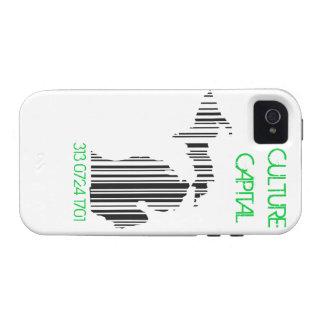 CULTURE CAPITAL IPHONE CASE Case-Mate iPhone 4 COVER