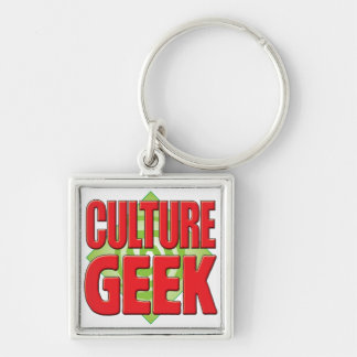 Culture Geek v2 Key Chains