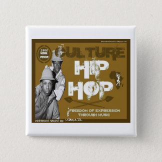 Culture Hip Hop Bboys button