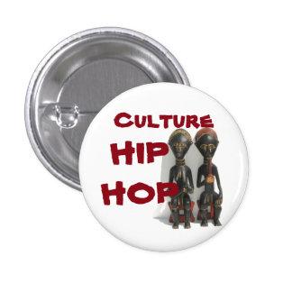 Culture Hip Hop button