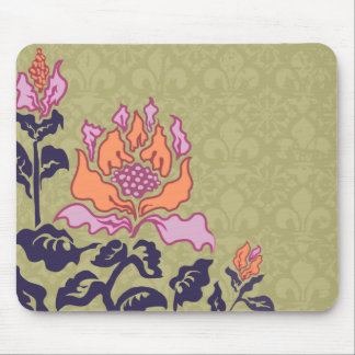 Cultured Coral Mouse Mat