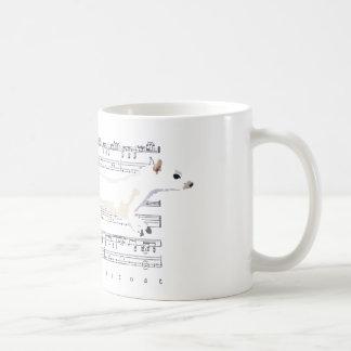 Culturestoat Basic White Mug