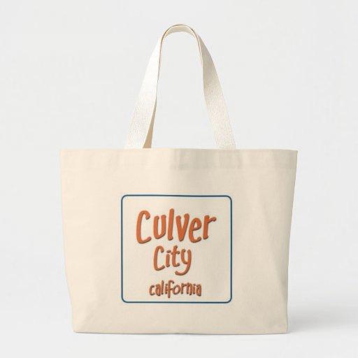 Culver-City California BlueBox Canvas Bags