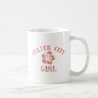 Culver City Pink Girl Coffee Mug