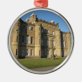 Culzean Castle Metal Ornament