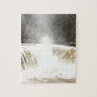Cumberland Falls Big South Fork Kentucky Jigsaw Puzzle