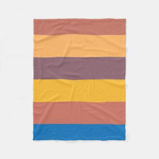 Cumberland Gap Colors Fleece Blanket