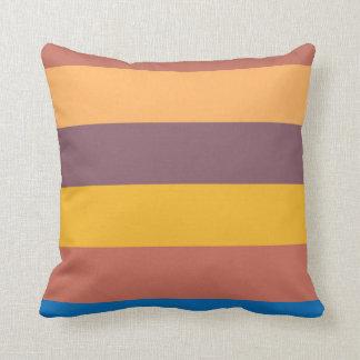 Cumberland Gap Colors Throw Pillow