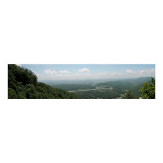 Cumberland Gap Panoramic 2 Poster
