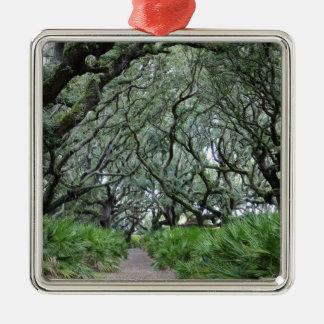Cumberland Island Metal Ornament