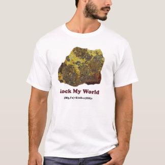 Cummingtonite Rock My World T-Shirt