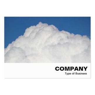 Cumulus Cloud Business Card Template