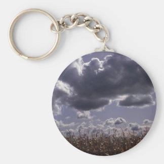 Cumulus Keychain