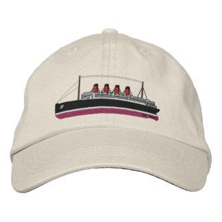 Cunarder Embroidered Hat