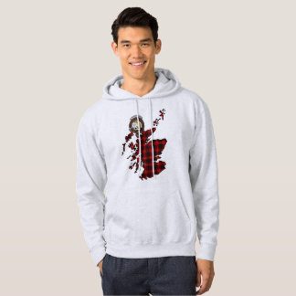 Cunningham Clan Badge Adult Hoodie