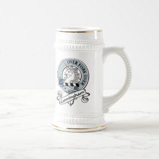 Cunningham Clan Badge Beer Stein