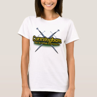 Cunningham The Scottish Experience Clan T-Shirt