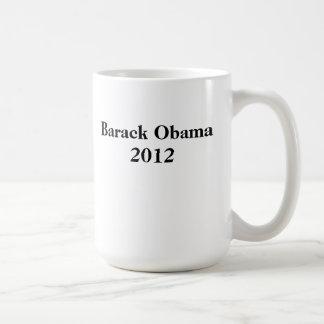 Cup Barack Obama Basic White Mug